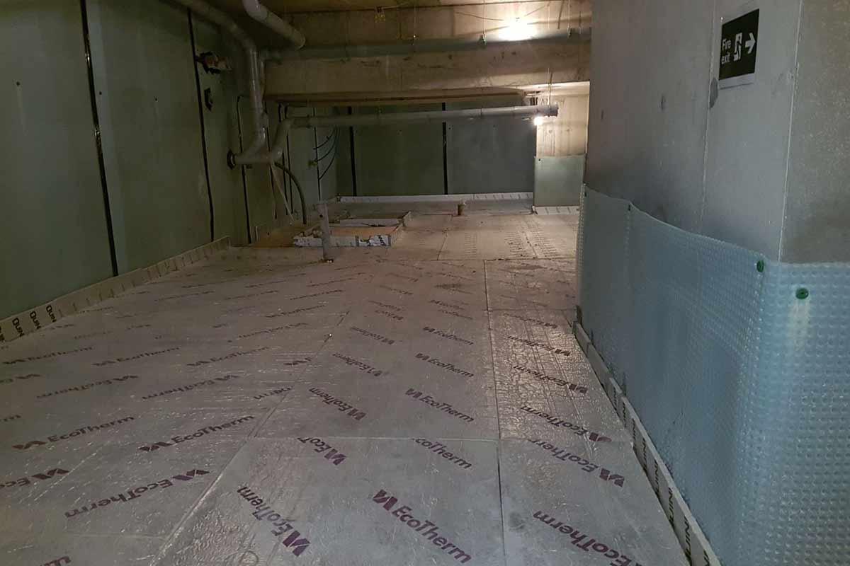 basement waterproofing project london bwa suppliers waterproofing rh basementwaterproofingassociation org