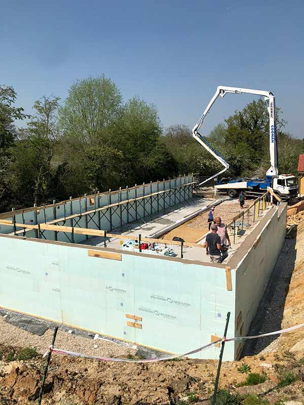 ICF Supplies Ltd | BWA Suppliers & waterproofing contractors