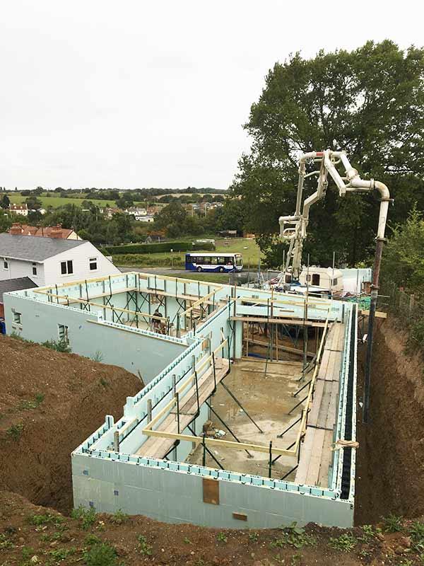 ICF Supplies Ltd   BWA Suppliers & waterproofing contractors