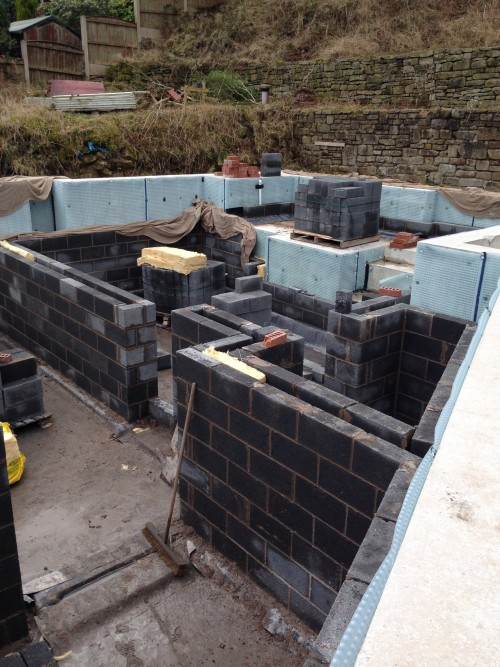 Basement waterproofing and water resistant concrete too