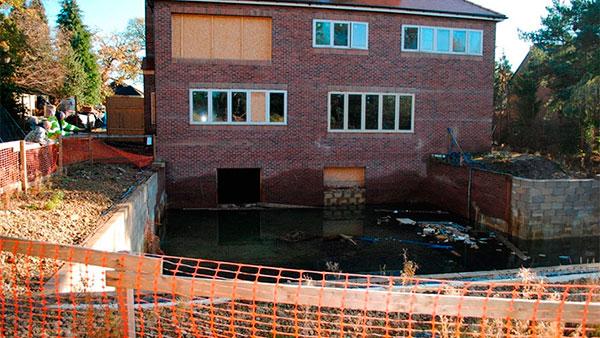 failed basement conversion