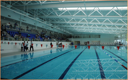 Basildon Sporting Village Bwa Suppliers Waterproofing Specialists