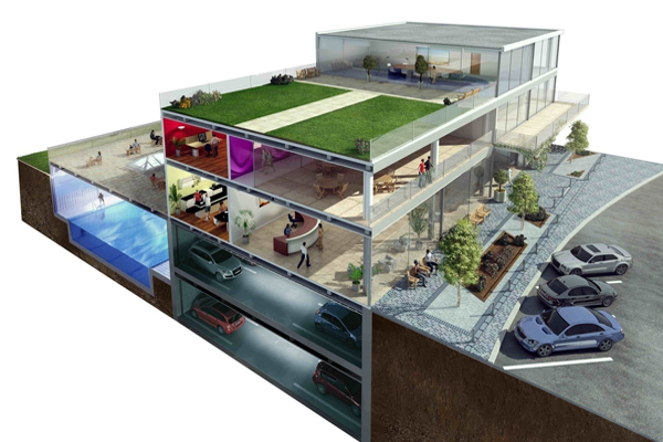 underground structures - Basement Design Services